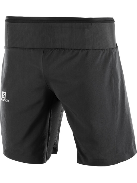 Salomon Trail Runner Twinskin Shorts Men Black